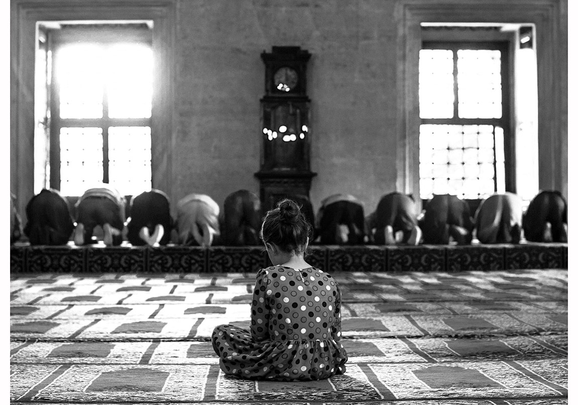 Demet Koçak, Girls in Mosque
