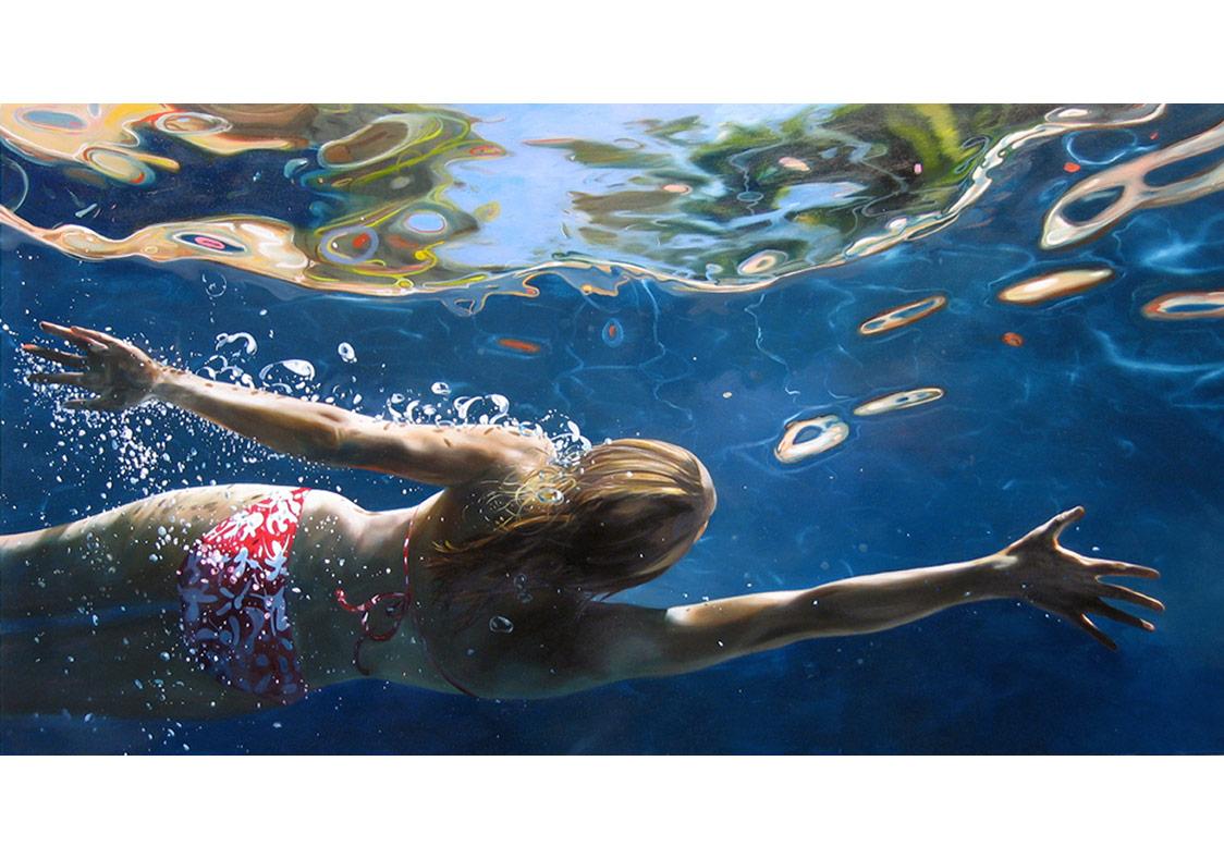 Suyun Arındırıcı Etkisi Resimlerde Hayat Buluyor