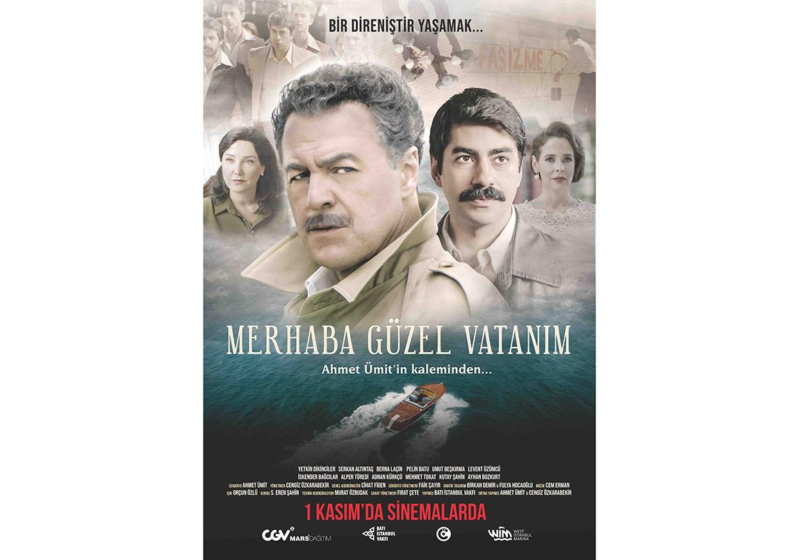 """""""Merhaba Güzel Vatanım""""ın Afişi ve Fragmanı Yayımlandı"""