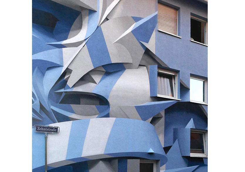 Binalara Yeni Bir Boyut Kazandıran Sanatçı: Peeta