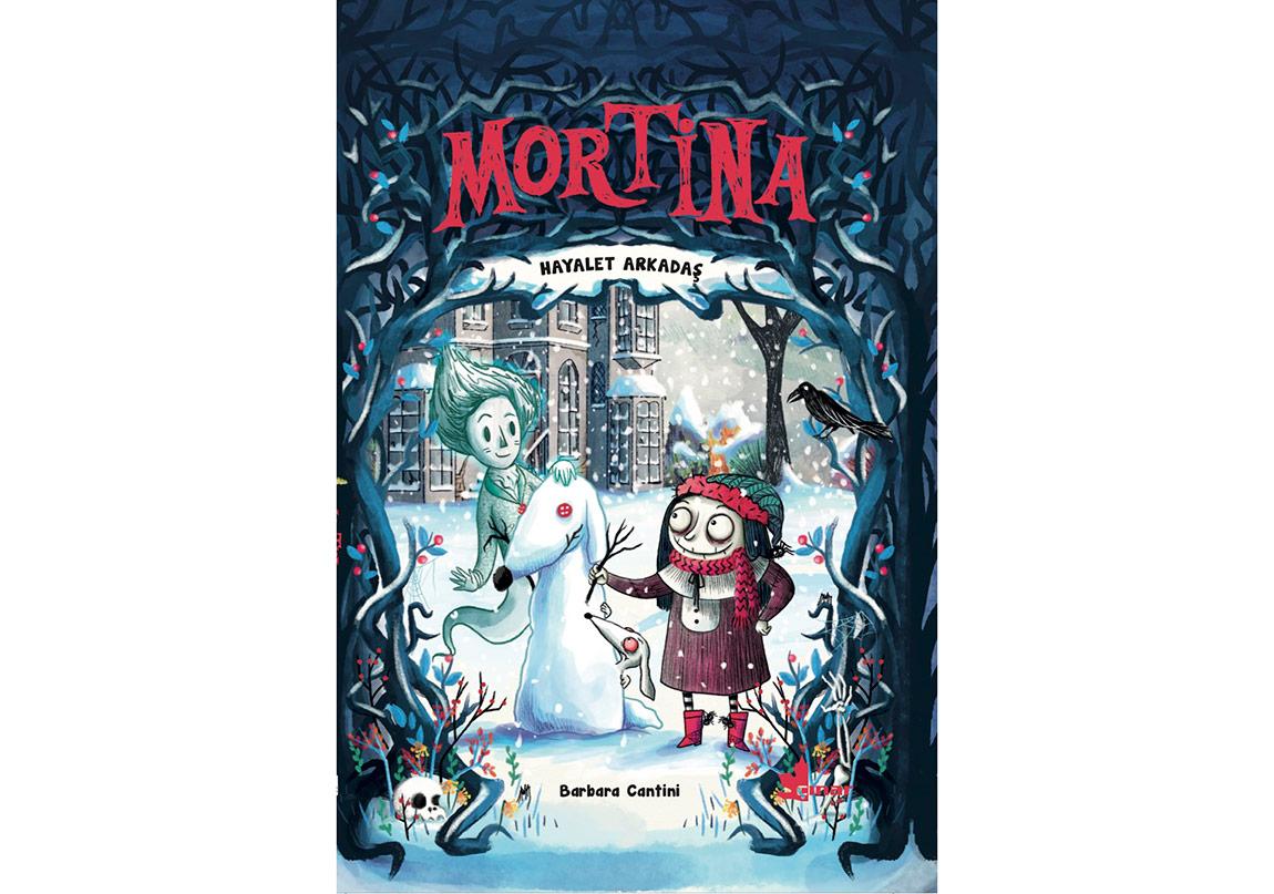 Mortina'nın Maceraları Devam Ediyor