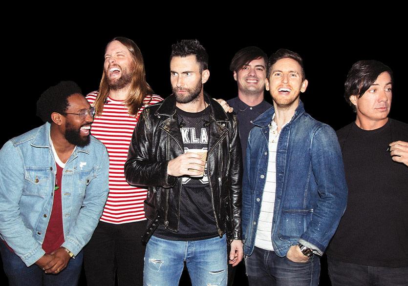 Maroon 5'ın Yeni Albümün Son Teklisi Yayımlandı