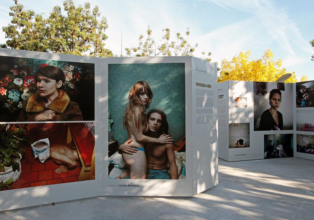Photoquai 2015'ten genel görünüm [Fotoğraf: © Musée du quai Branly-Photoquai 2015]
