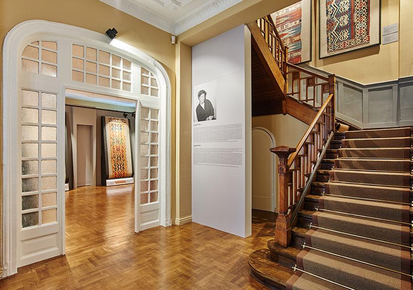 Josephine Powell'ın Koleksiyonu Vehbi Koç Büyükdere Evi'nde