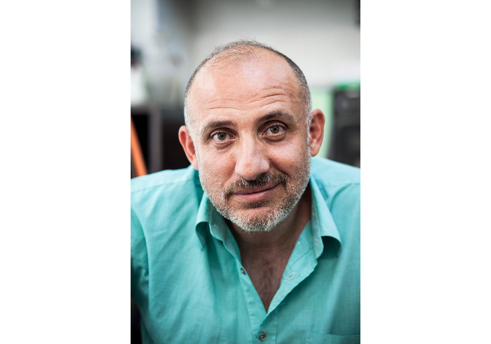 Antonio Cosentino ©Korhan Karaoysal