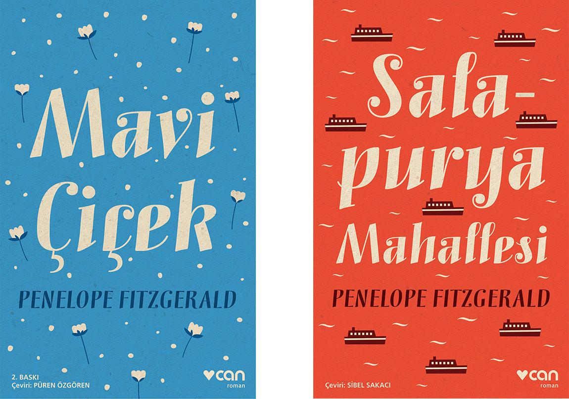 Penelope Fitzgerald'dan İki Roman