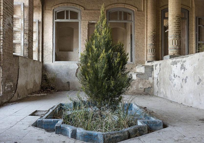 Terkedilmiş İran Evlerinin Kaderi