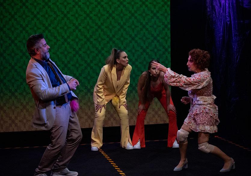 K! Kültüral Performing Arts Ekim Programını Açıkladı