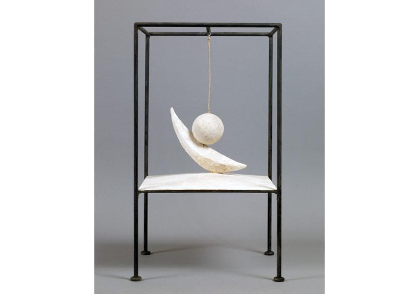 Alberto Giacometti, Boule suspendue (Suspended-Ball),1931-31