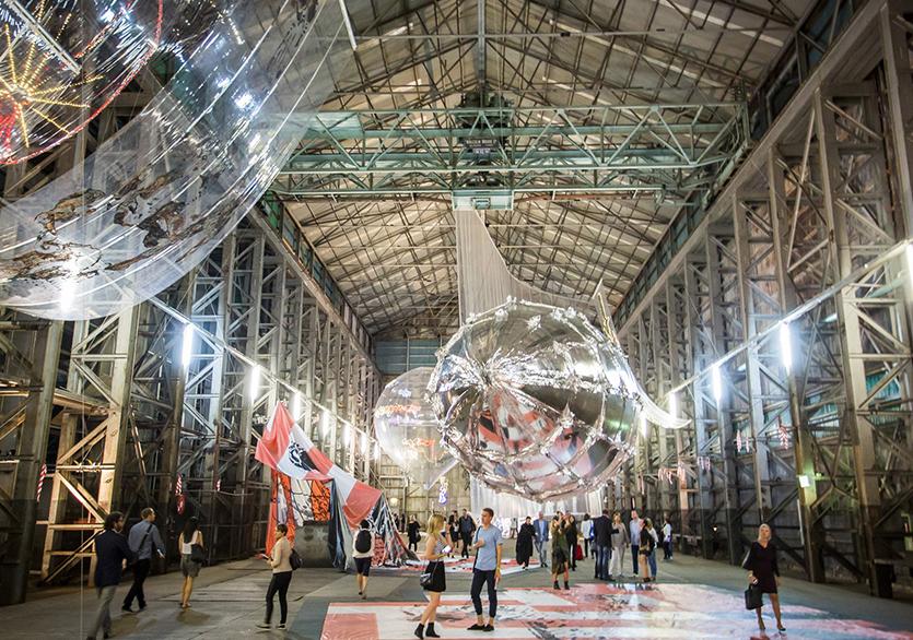 Sydney Bienali Online Olarak Devam Edecek