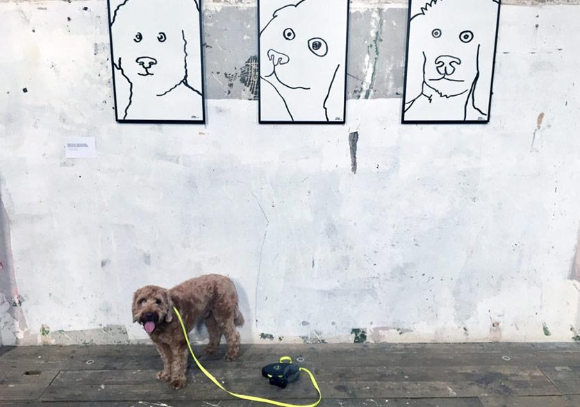 Sanat Dünyasından Köpekler Sergi Düzenliyor