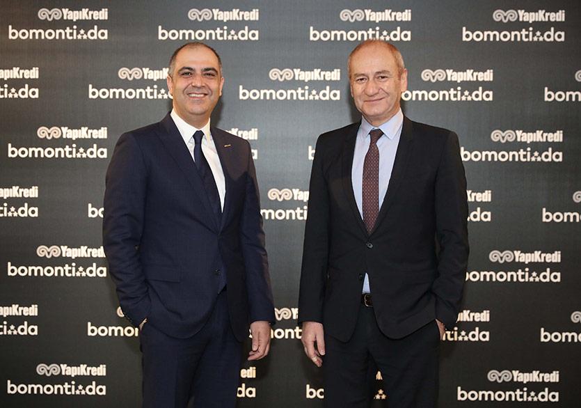 Yapı Kredi bomontiada'nın İsim Sponsoru Oldu
