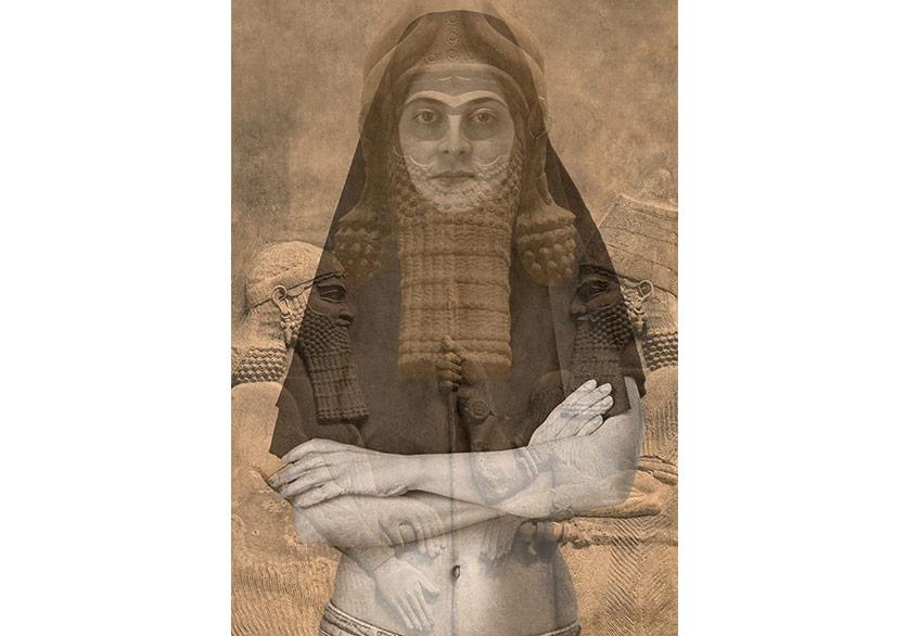 Niloufar BanisadrPersia, 2018Photography, archival inkjet print100 x 70 cm