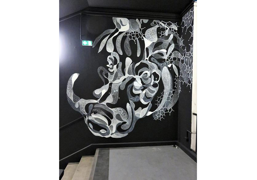 Tebeşir Tozunda Sokak Sanatı