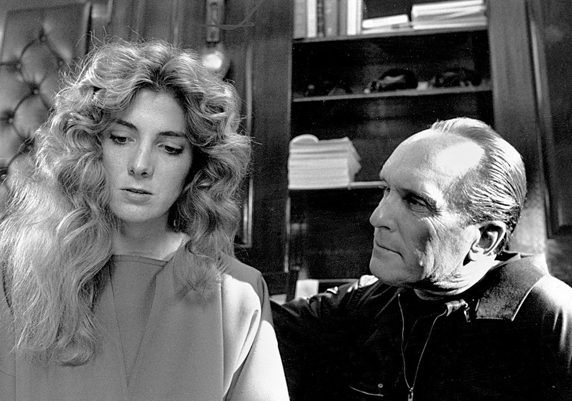 "Natasha Richardson ve Robert Duvall'ın ""The Handmaid's Tale"" (1990)."