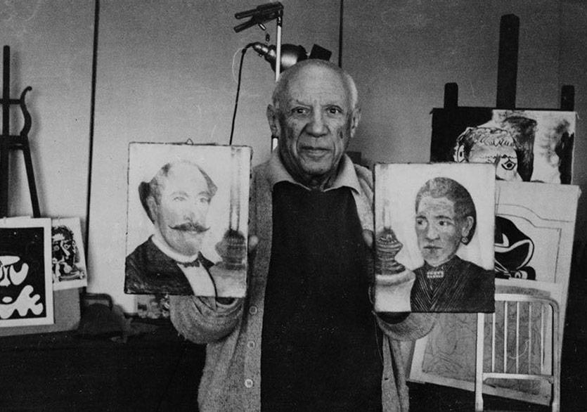Bugün Pablo Picasso'nun Doğum Günü!