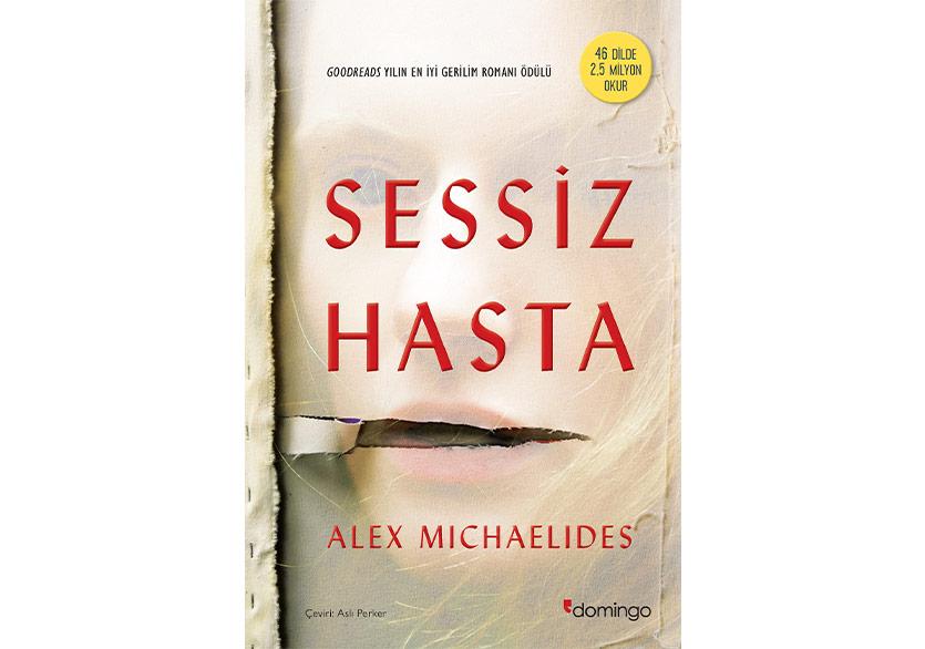 """Alex Michaelides'in """"Sessiz Hasta""""sı Türkçede!"""