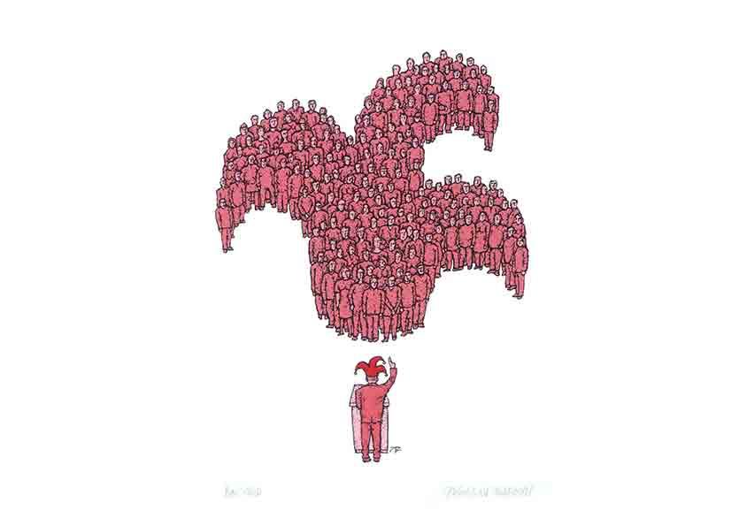 Karikatür Dünyasının Oscar'ı 35. Yılında