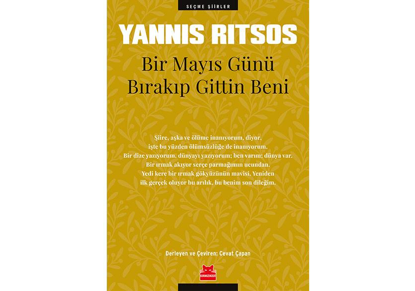 Cevat Çapan'dan Yannis Ritsos Şiirleri