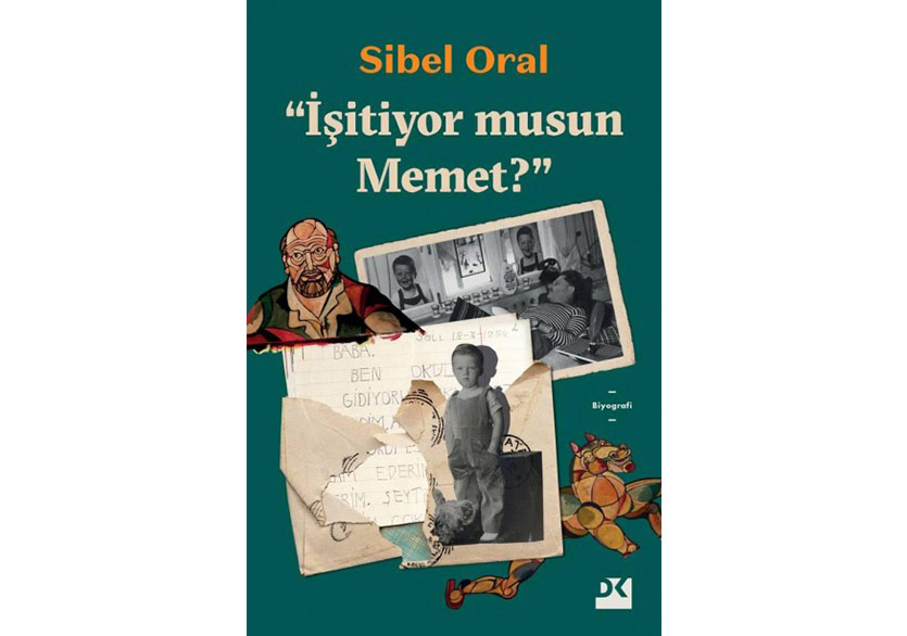 """Sibel Oral'dan """"İşitiyor musun Memet?"""""""
