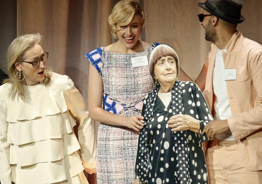 Ünlü Yönetmen Agnès Varda'nın Kopyası!