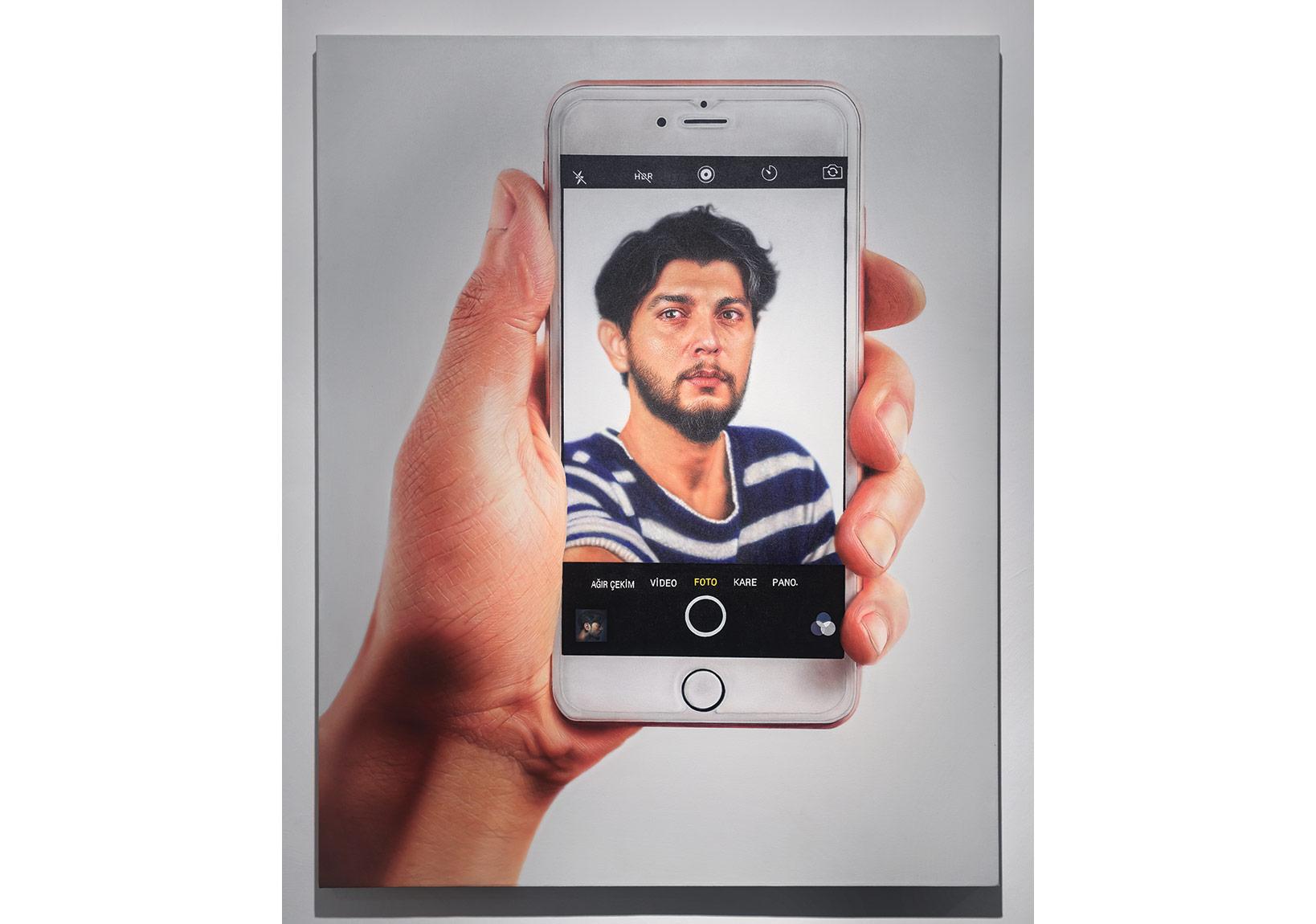 Selfie Portre / Selfie-Portrait