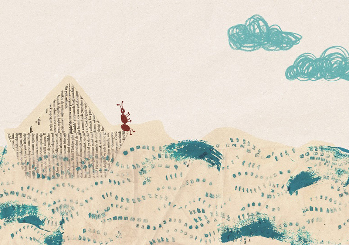 Kitap Karıncası, Çocukları Sözcüklerle Tanıştırıyor