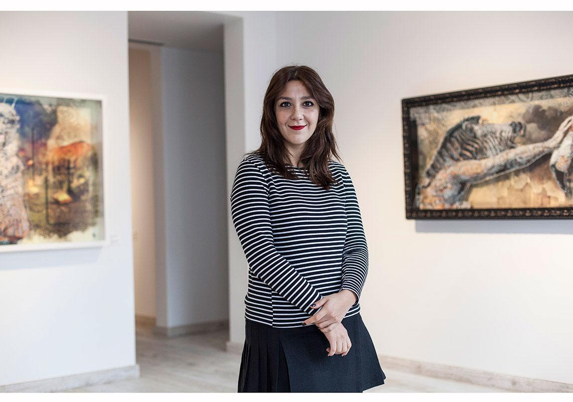 Nil Nuhoğlu © Korhan Karaoysal