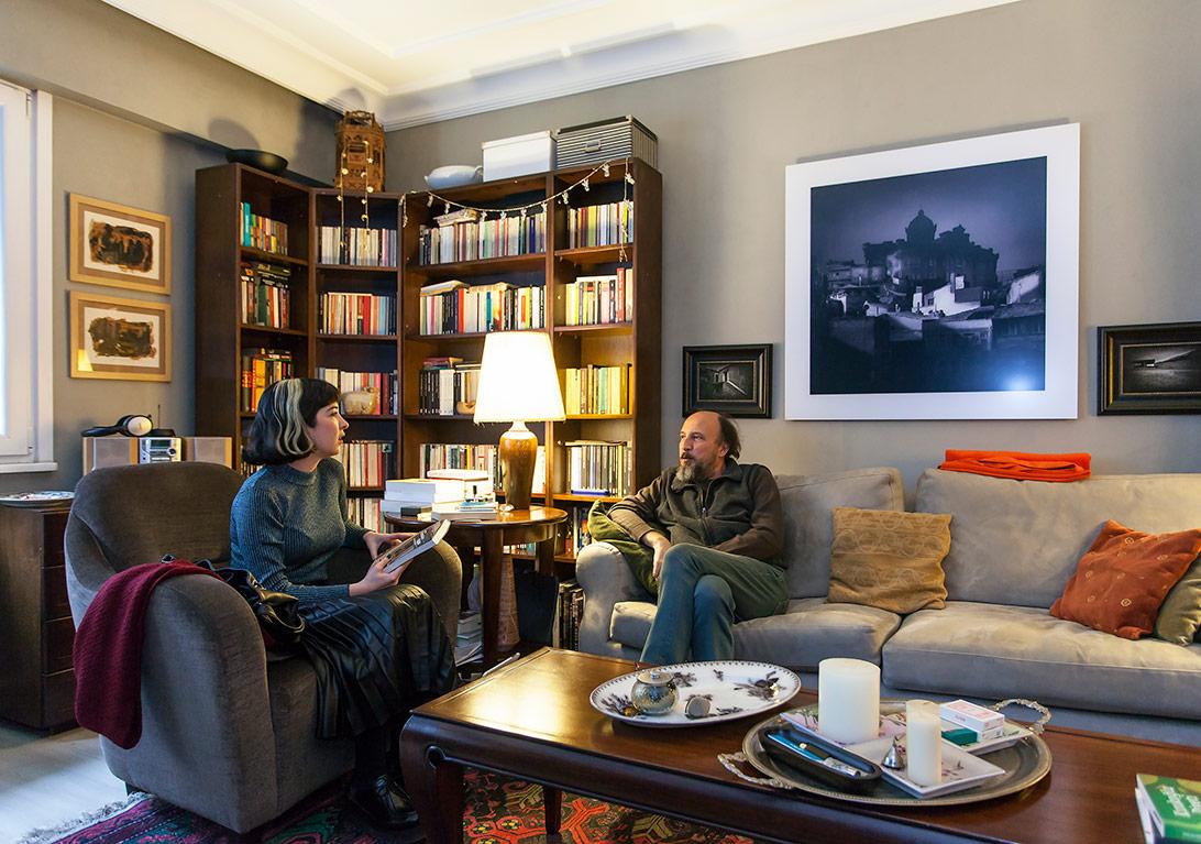 Naz Cuguoğlu ve Ahmet Elhan©Korhan Karaoysal