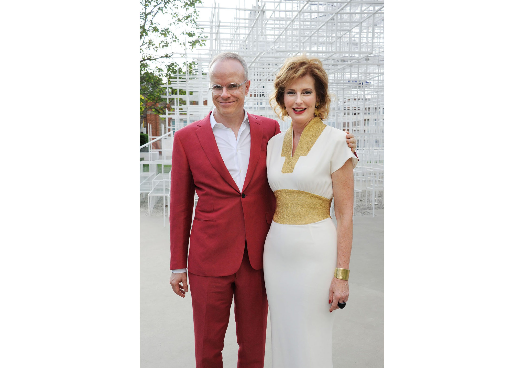 Hans Ulrich Obrist & Julia Peyton-Jones