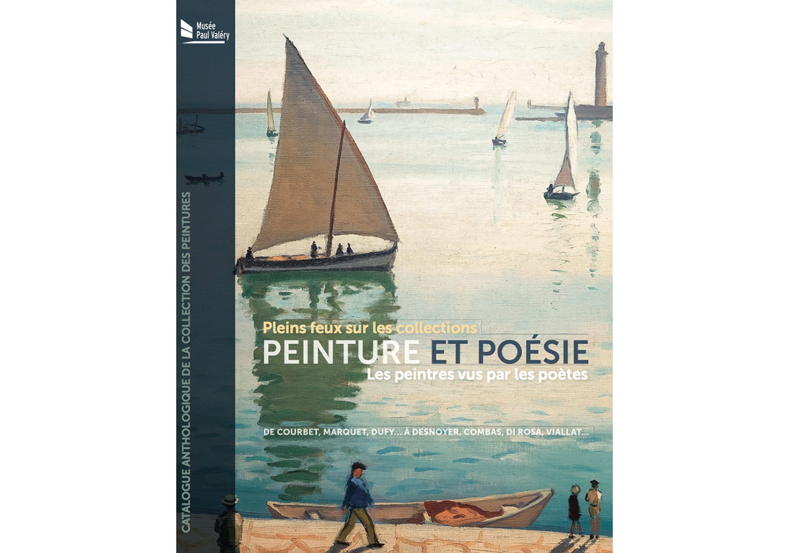 """Nurduran Duman'ın Şiiri """"Peinture et Poésie""""de Yer Aldı"""