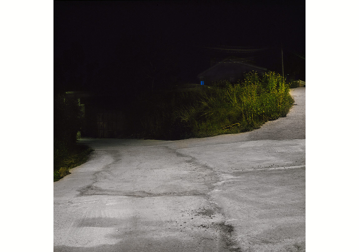 ANDRÉ CARVALHOİSIMSİZ (GECE İŞLERİ I SERİSİNDEN) / UNTITLED (FROM THE NIGHT WORKS I SERIES), 2009-10 Dijital renkli baskı / digital color print80 x 80 cm, 31,5 x 31,5 inches1/2 + 1AP
