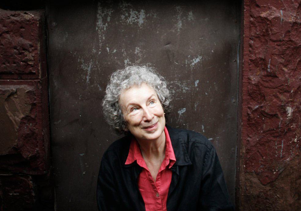 Margaret Atwood, Damon Winter / The New York Times (2009)