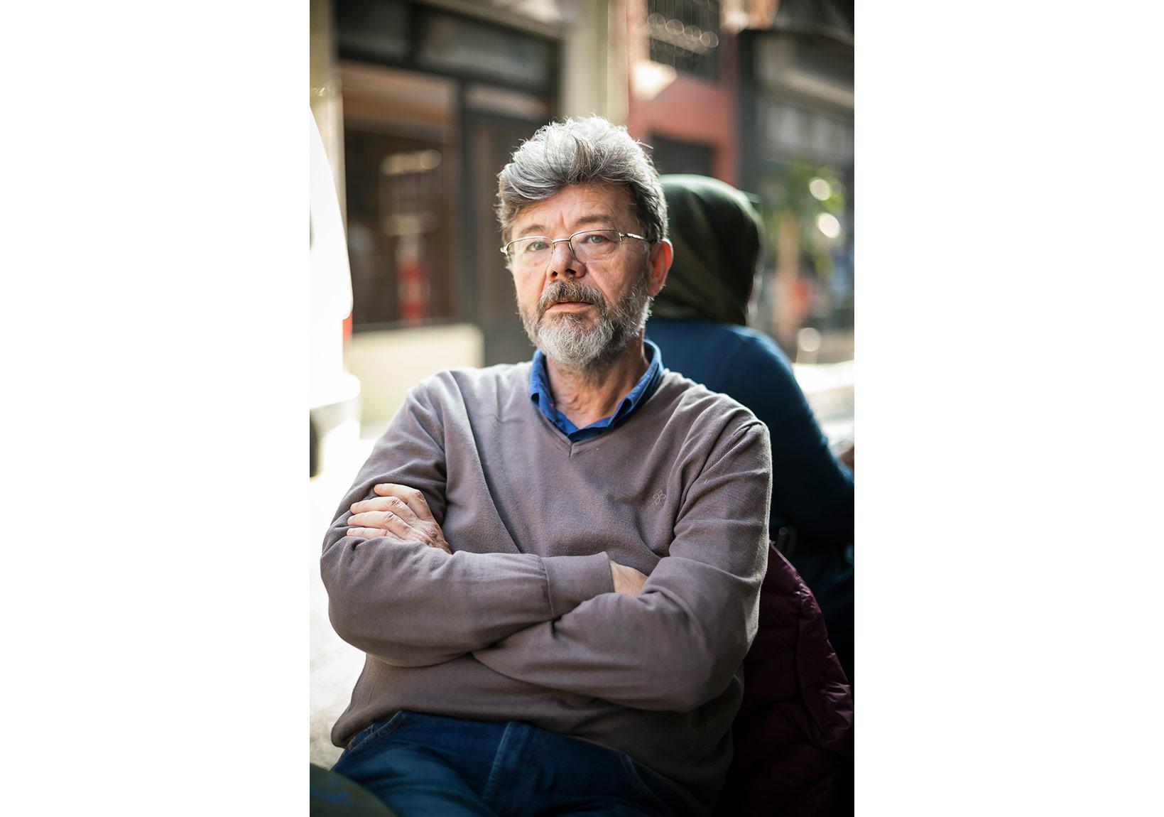 Prof. Dr. M. Emin Önder©Korhan Karaoysal