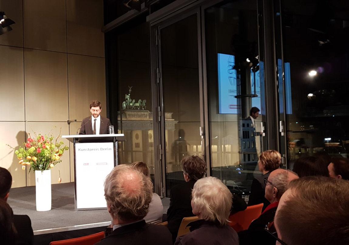 Emin Alper'e Berlin'den Büyük Sanat Ödülü!