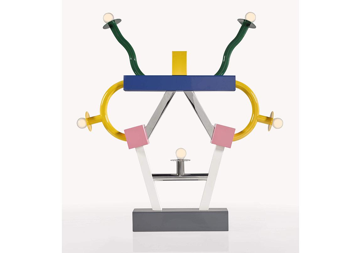 Design Sale, Lot 422, Sottsass, 'Ashoka' Lamp