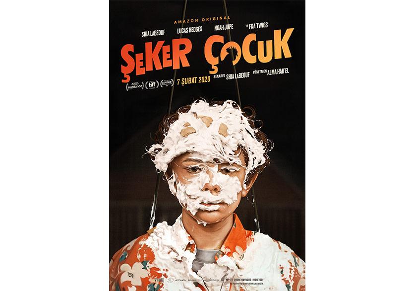 Şeker Çocuk'un Posteri İzleyicilerle Paylaşıldı