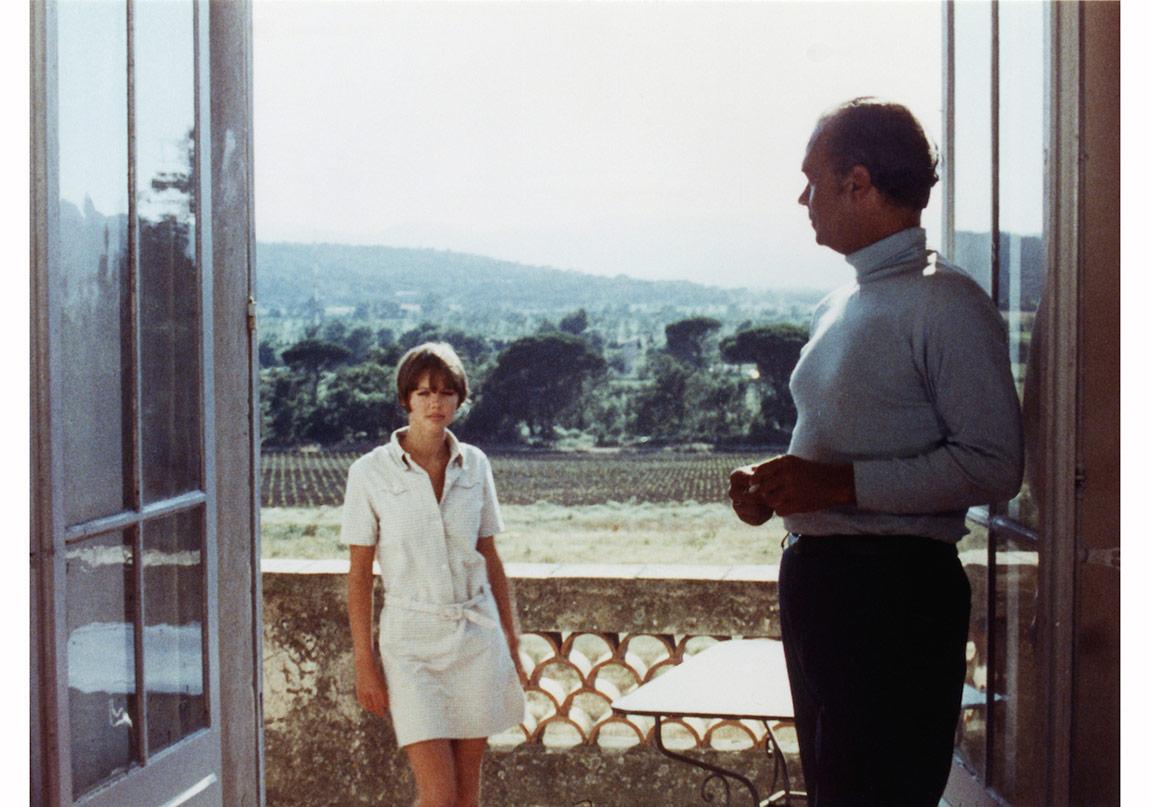 La Collectionneuse [Koleksiyoncu Kadın] (1967) filminden bir kare ©Les Films du Losange