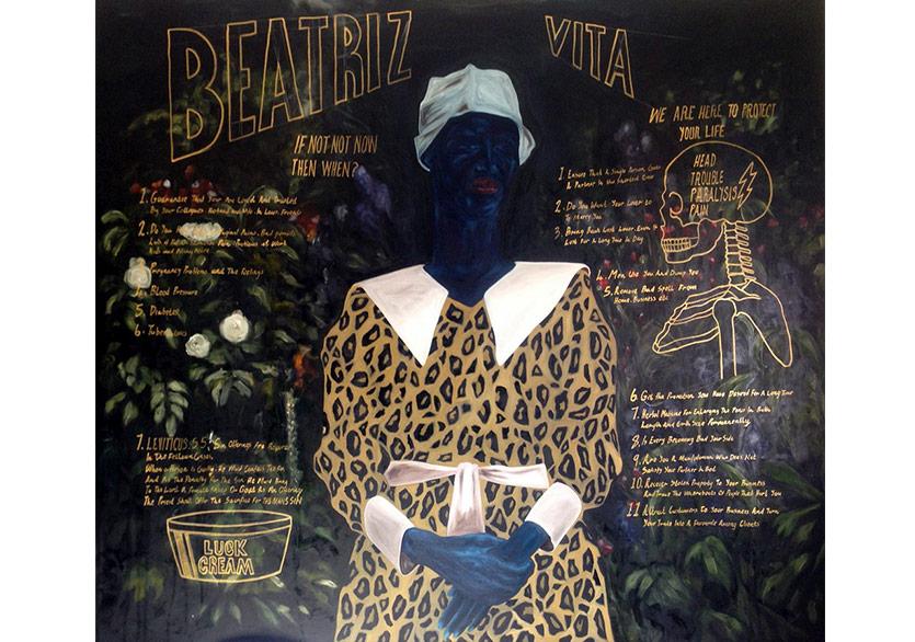 Beatriz Vita 2015