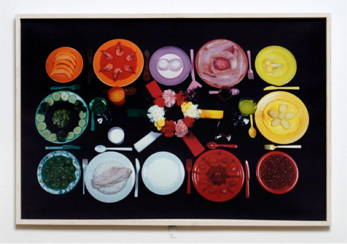 Pazartesi: Turuncu- Havuç püresi, kavun, haşlama karidesSalı: Kırmızı- Domates, nar, tartar usulü çiğ kıymaÇarşamba: Beyaz- Dil balığı, beyaz peynir, pilav, sütPerşembe: Yeşil- Salatalık, brokoli, ıspanakCuma: Sarı- Omlet, patates salatası vb.