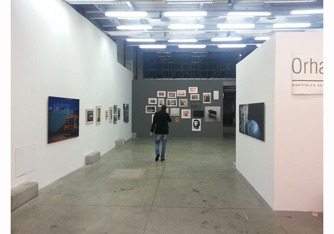 Plato Sanat, Portfolyo Series No 2, Orhan Cem Çetin