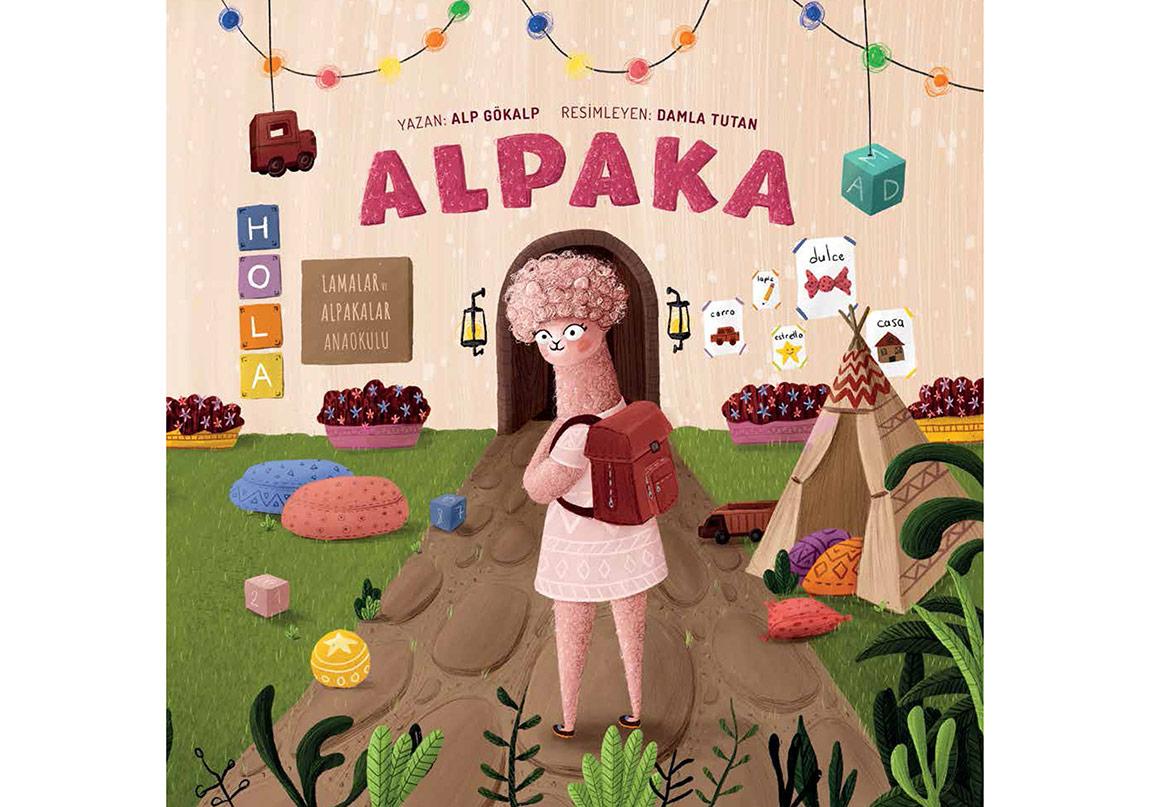 Alp Gökalp'ten Anaokulu Çocuklarına: Alpaka