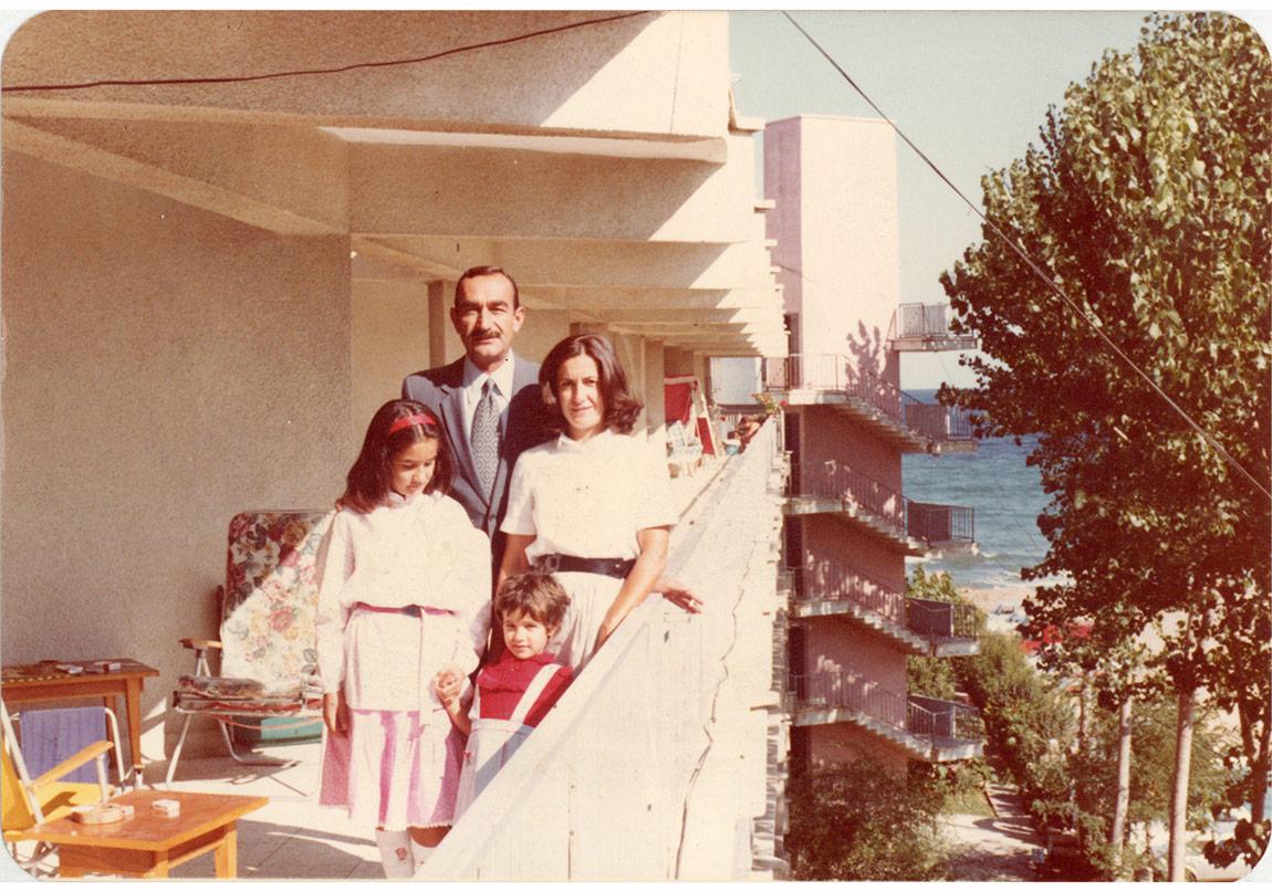 Miltur Tatil Sitesi, Kumbağ (1982), Kılıç Ailesi Arşivi