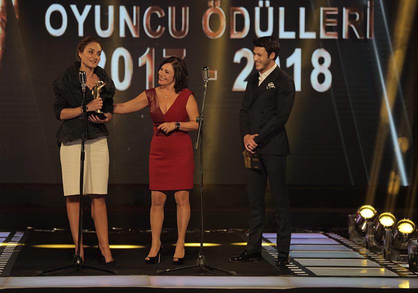 23. Sadri Alışık Oyuncu Ödülleri Sahiplerini Buldu