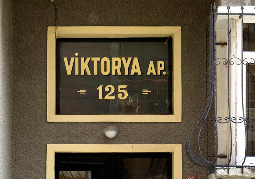 Berk Demirbaş, Viktorya Apartmanı