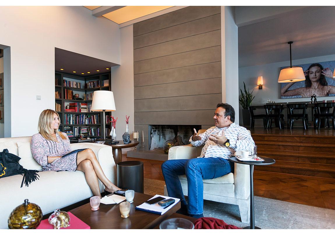 Ayşe Pınar Akalın ve Emin Hitay ©Korhan Karaoysal