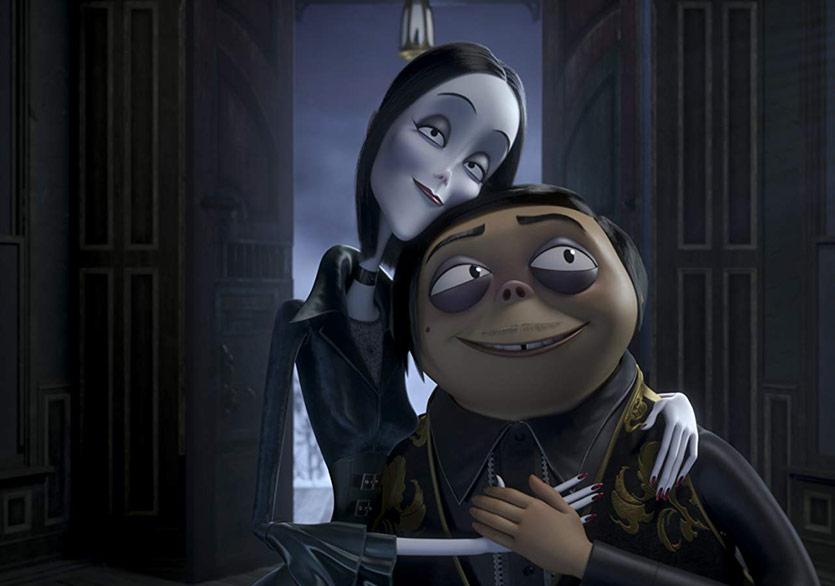 The Addams Family Animasyon Olarak Beyazperdeye Dönüyor