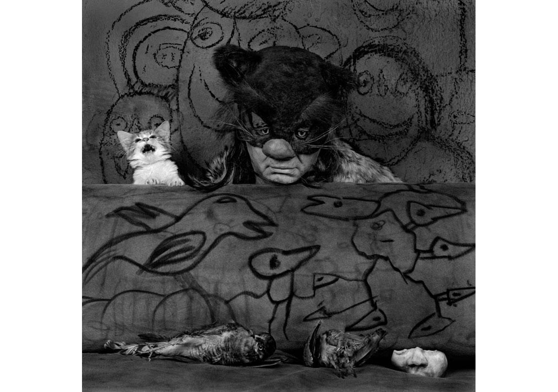 Headless, 2006, Arşivsel pigment baskı, Ed.20 © Roger Ballen, Galerie Karsten Greve Köln, Paris, St Moritz izniyle
