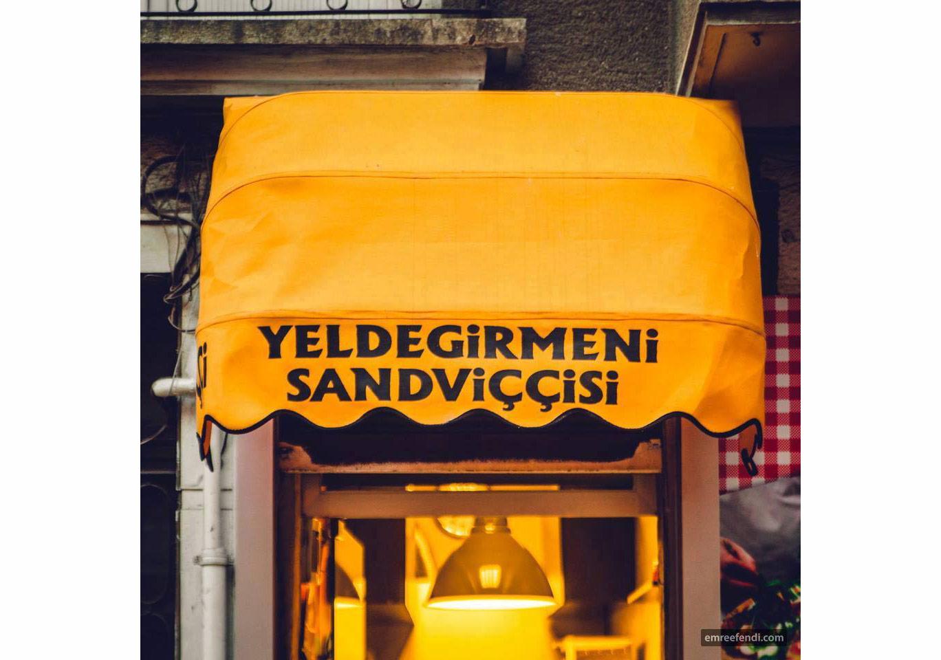 Yeldeğirmeni Sandviççisi