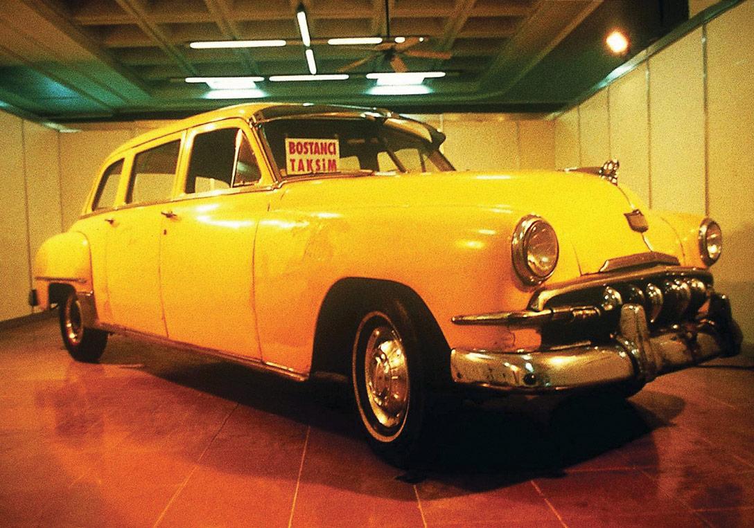 Başkan'ın Arabası, 1997